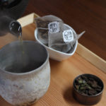 大和当帰×追熟三年晩茶、体が喜んでいる気がします