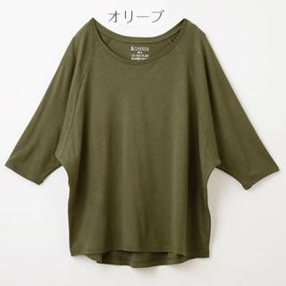 TAKEFUドルマンTシャツ、超重宝しています